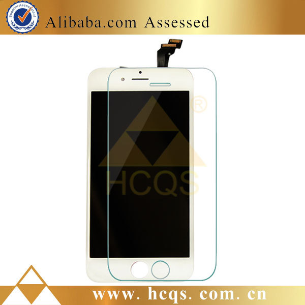 Wholesalers mobile phone repair equipment for iphone 6 lcd with glass touch assembly,phone lcd tv spare parts