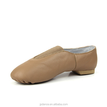 genuine leather jazz shoes ballet dance