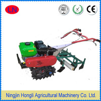 Mini power tiller /cultivator for paddy field ,hills
