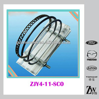 Mazda parts STD Piston ring set & Piston Ring OEM ZJY4-11-SC0 For Mazda2/M2 1.3