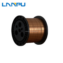 UEW 155 Insulation 0.02mm enameled copper magnet wire