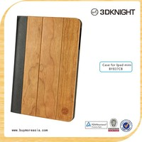 phone accessories wood back cover for iPad Mini 2/3