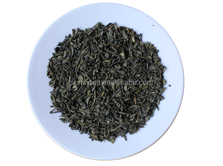 Chunmee Green Tea std 9371 / 9369 / 9367 EU standard from Chinese Factory