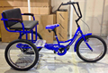 china adult passenger tricycle for adults HBTJ20-6