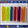 Colored clear acrylic rod 3mm to 600mm accept
