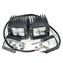 Bright ECE R10 / IP69K high quality 20w led driving lights for Cars /ATV