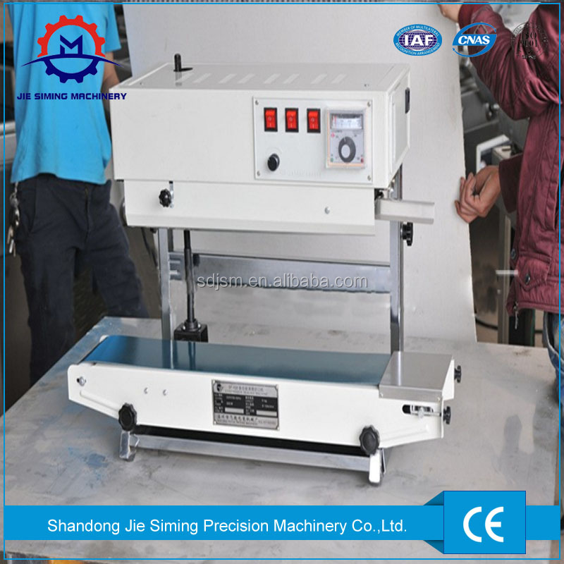 hot sale FR900 continuous band sealer for foil plastic bag