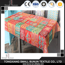 High Quality Fabric Painting Designs On Lace Table Cloth