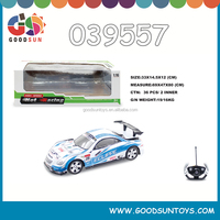 1 16 scale rc top speed cars 5 CH electric drifting car high speed radio control car without battery top speed 039557