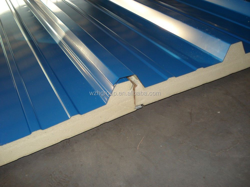 Continuous PU Sandwich Panel Production, PU Sandwich Panel Production Line china supplier