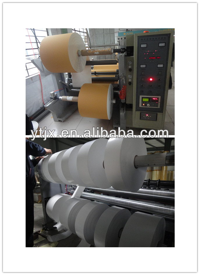 paper roll slitting and rewinding equipment