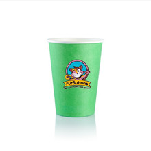 A series of soda cold drink double PE coated single wall paper cup