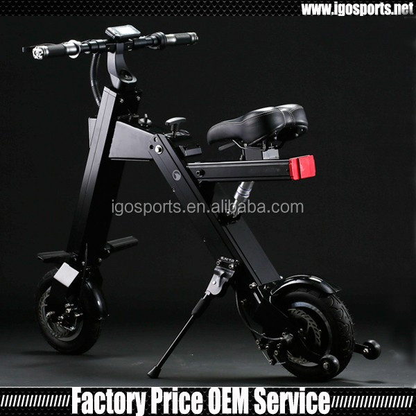 25Km/h Max Speed and Brushless Motor Electric Bike
