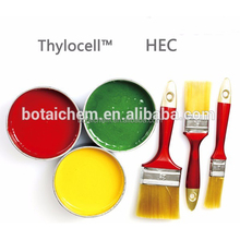 Chemicals raw material used in paint industry water based Hydroxymethyl cellulose
