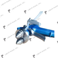Liquid image professional double heads No. SG2H air spray paint gun