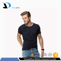 Daijun oem men fashion high quality breathable t shirt manufacturing companies