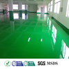 Heavy duty permeation resistant expoxy ground coat paint