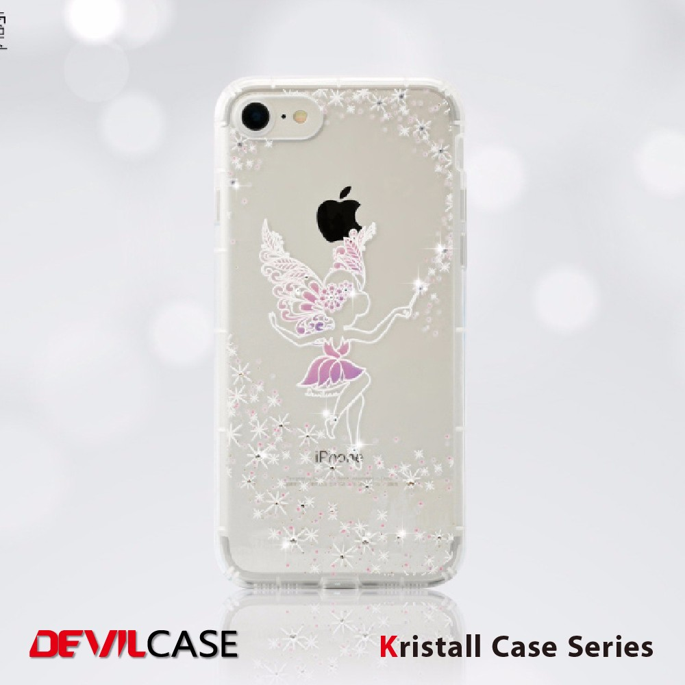 Transparent Soft TPU Crystal Bling Phone Case For iPhone