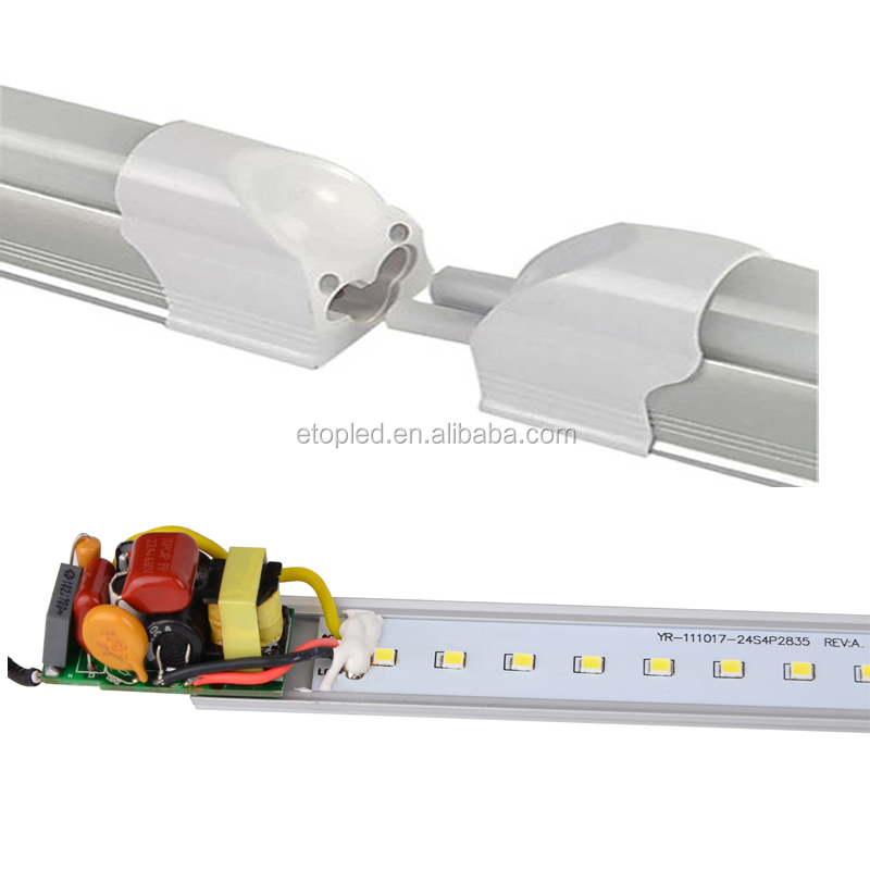 1.2m integrated T8 high quality ttube8 light 4ft led tube 18w