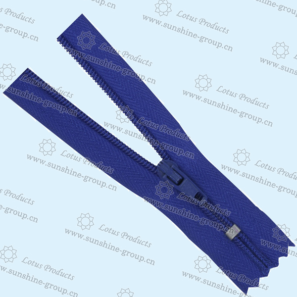 Supply Various Size Zipper And Slider Accessory For Garment High Quality Zipper