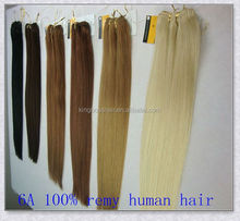 Hot Beauty Vietnam Cambodia Human Virgin Hair straight hair No Tangle No Shed Double Drawn Machine Weft
