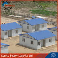 prefab living quarters modern frame house modular office building site office