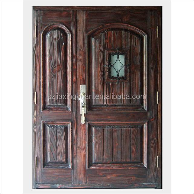 Exterior Solid Wood Standard Double Door Sizes Buy Standard Double Door Sizes Exterior Double