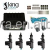 New Arrival KC-5001R Central Locking System with 2 Master and 2 Slaves