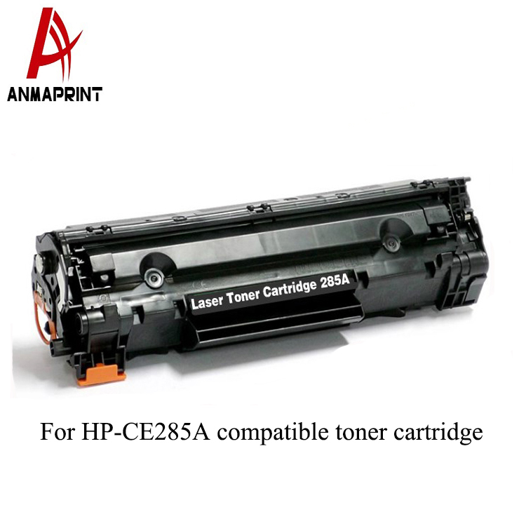 2017 NEW! CE285A compatible for HP P 1100/1101/1102 printer 85a toner cartridge