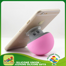 Wireless Bluetooth Speaker Waterproof Silicone Sucker Handsfree Subwoofer Mini Mushroom Speakers For Android
