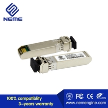 China Manufacturer HP Compatible 850nm 10GBase-SR SFP+ Module