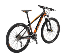 27.5''*15.5'' frame bike carbon light weight carbon mountain bike frame 2017 newest bike in carbon