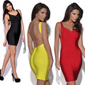 New fashion real sample short party evening dress 19836