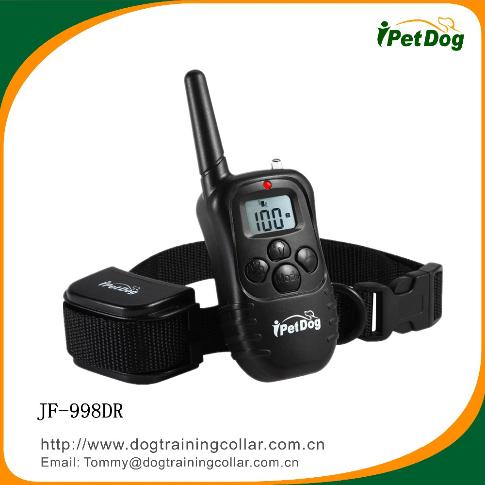 Remote control dog collar Dog Training Collar 998DR for selling