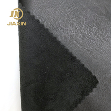 Flexibility 100 percent black roll pu leather material