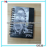 2014 spiral notebooks with colored paper supplier wholesale alibaba.com