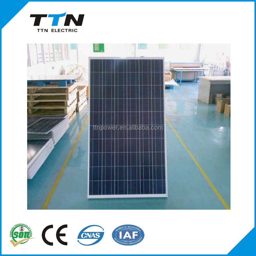 A Grade Solar Panels 250 watt for Poly and Mono