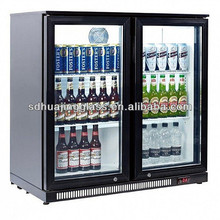 mini refrigerator /wine refrigerator glass door for hotel with CE, SGS,ROHS certification