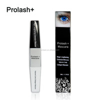 Wholesale free sample powerfully effective double ends unique fiber mascara