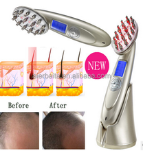 High-Tech LED Electric Laser Comb Hair Care Products