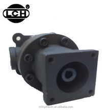 deep well pump cast iron double vane pump use oil kp series pump