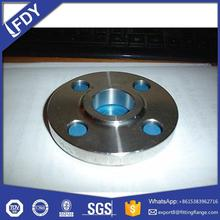 stainless steel sus304 lap joint flange and stub end/Longer Service Life Cast Iron Galvanized Pipe Flange