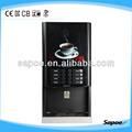 Italy 8-selection touch screen vending machine with CE approval