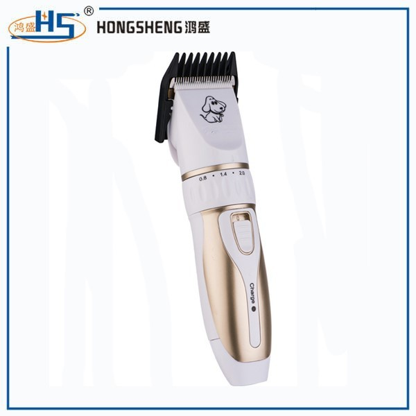New arrival ceramic dog hair clippers in stock pet hair trimmers