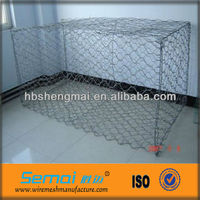 2013 hot sales cheap galvanized welded 2x1x0.5 gabion box