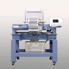 SINGLE HEAD CORDING+SEQUIN+FLAT EMBROIDERY MACHINE