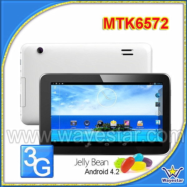 7 inch cheap 3G build in one sim card slot android tablet pc gps bluetooth cheap pad