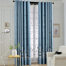 Printed curtains with tower pattern beautiful american curtains