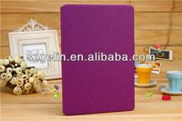new arrival leather cover case for ipad air
