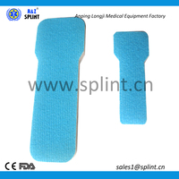 Well extending and stabilizing wrist surgical supply I.V. arm board